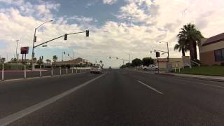 GoPro Tour of Ridgecrest in HD