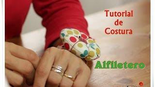 Tutorial #16 - Alfiletero de Muñeca - How to make a pincushion