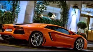 Dazzling Black Chrome Lamborghini Aventador ADV1 Wheels