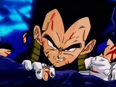 DBZ AMV (Vegeta) - Linkin Park - Leave Out All The Rest