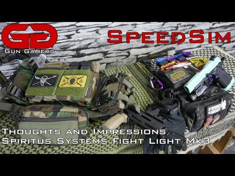 SpeedSim: Thoughts on the Spiritus Systems Fight Light Mk3 System