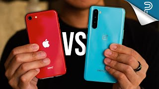 OnePlus Nord vs iPhone SE: Which Is The BEST Mid-ranger?