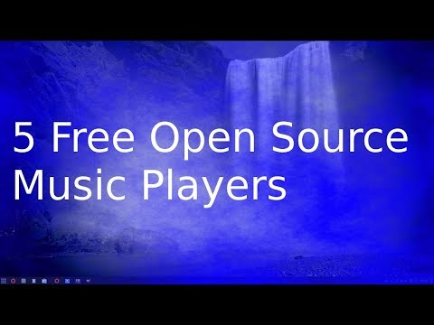 5 Free Open Source Music Players for Windows, Mac, and Linux