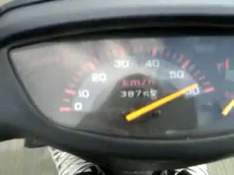 ограничитель скорости honda dio 34