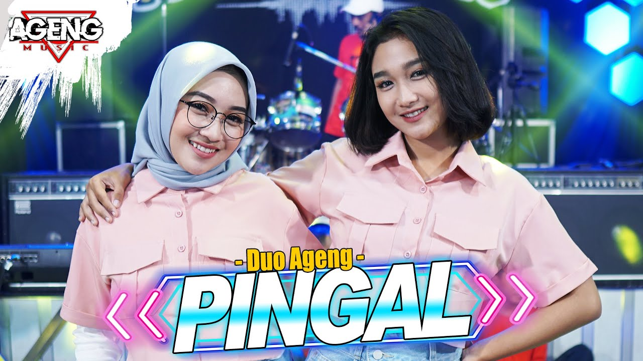 PINGAL - DUO AGENG (Indri x Sefti) ft Ageng Music (Official Live Music)
