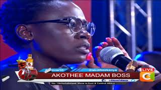 Akothee opens up about love life, heartbreaks & single mother parenting #10Over10