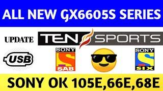 Gx6605s receivers 2019