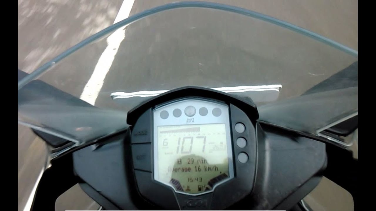 Ktm Rc Top Speed Kmph