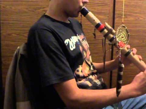 Lakota Lullaby - Native American Flute ( D )