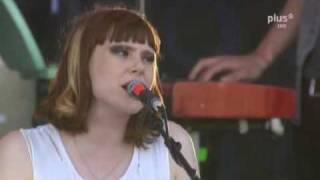 Kate Nash - Do Wah Doo - Live in Rock am Ring 2010
