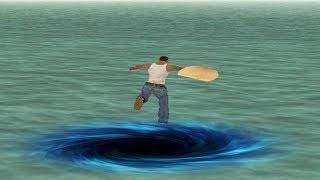 Misteri Segitiga Bermuda - GTA San Andreas