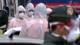 Испания обогнала Китай по количеству жертв COVID-19.