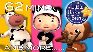 Learn with Little Baby Bum | FunABCs and 123s  | Nursery Rhymes for Babies | Songs for Kids