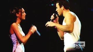 Enrique Iglesias & Alsou - You're My #1 (live fragment + Extras)