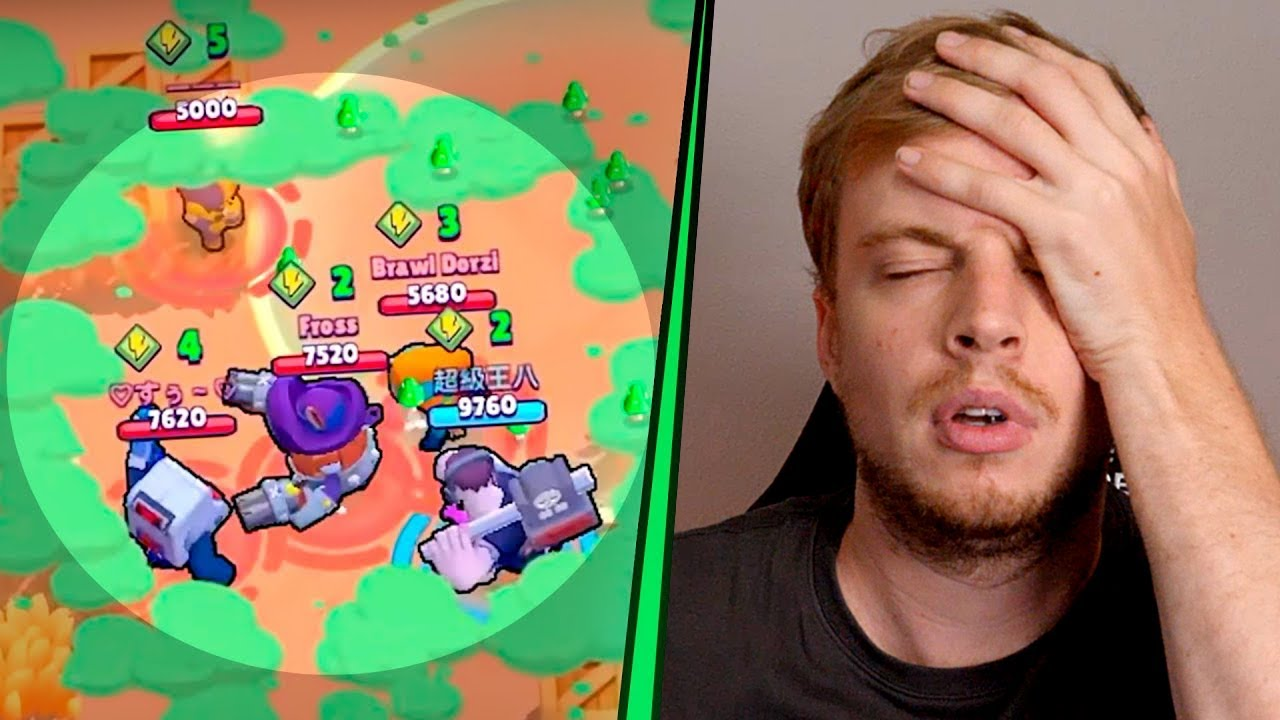 TOP 10 FAILS OF THE WEEK in BRAWL STARS! (ep. #50)