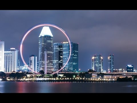 Singapore Sky Wheel – Big Bigger Biggest| National Geographic documentary
