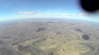DJI Phantom, высота 2 километра
