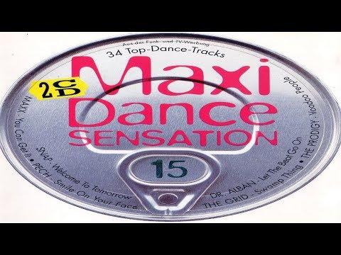 Maxi Dance Sensation 15