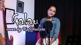 GALAU - FIVE MINUTES | COVER BY KAFI KHALISTA