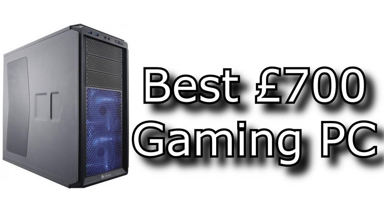 Best mid-range gaming pc build under $1,000 [february 2014.