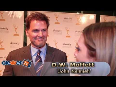 D. W. Moffett Talks