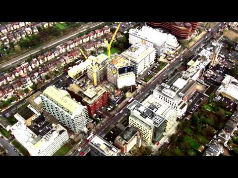 Ealing in London - Investment and Development Opportunities