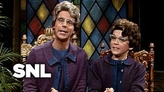 Church Chat Cold Opening - Saturday Night Live