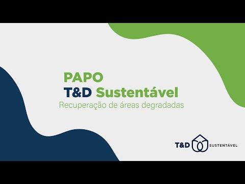 Assista: Recuperação de áreas degradadas - Papo T&D Sustentável