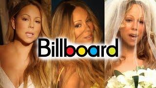 Mariah Carey - Billboard Chart History