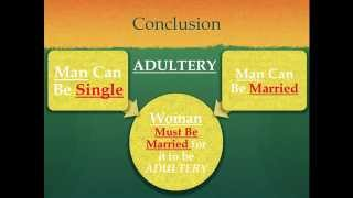 Adultery: What Is Adultery According To The Scriptures