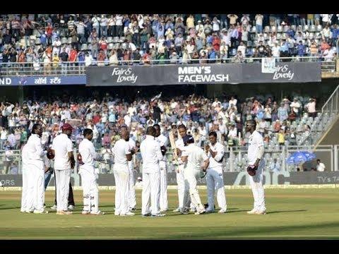Sachin Tendulkar's final walk into Wankhede stadium- 200th test match