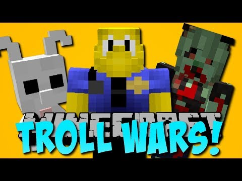 Die Troll Polizei Troll Wars Most Popular Videos - Minecraft in hauser einbrechen