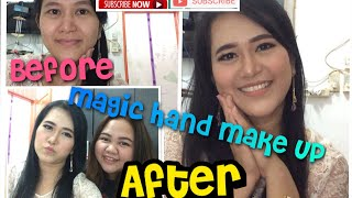Download Video TUTORIAL MAKE UP PARTY BERUBAH CANTIK DGN KOSMETIK DLM NEGERI /WEDDING PARTY MP3 3GP MP4