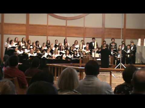 """FMHS Jaguar Chorale -- """"Aesop's Fables: the Hare and the Tortoise"""""""
