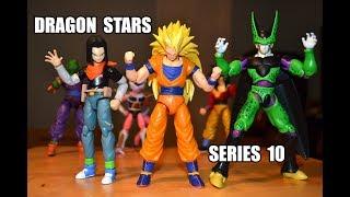 "Bandai Dragon Ball Stars Android 17 Wave 10 6.5/"" Action Figure *NIB"