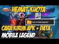 Cara MUDAH Kirim Apk & Data Mobile Legend Melalui Shareit