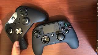 PS4 Nacon Revolution Pro Controller 2 [2018] Impressions-  It