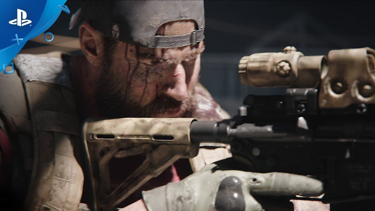 Ghost Recon Breakpoint Official Announce Trailer Ps4 Youtube