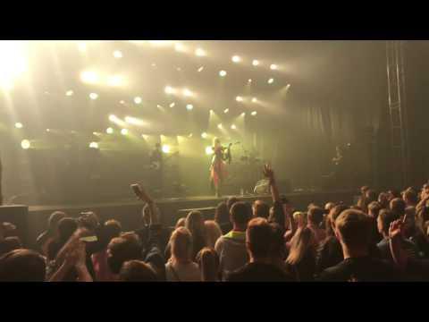 Natalia Nykiel - Error Live @ Kraków Live Festival, Poland 19.08.2016