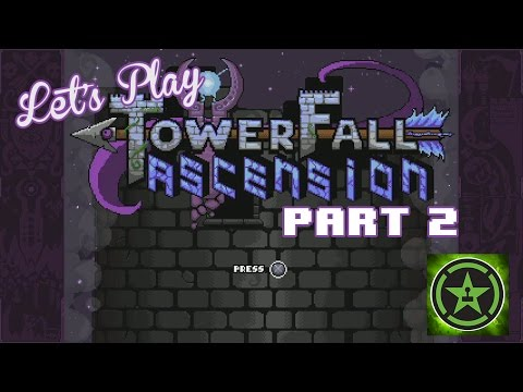 Let's Play – TowerFall Ascension Part 2