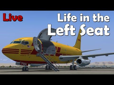 Life in the Left Seat KLAS - KEKO (Las Vegas to Elko, NV) Short Cargo Route