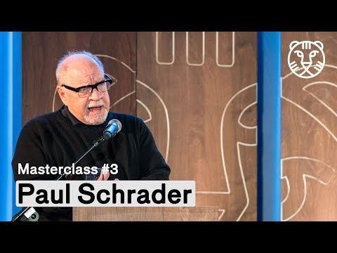 Masterclass #3 - Paul Schrader