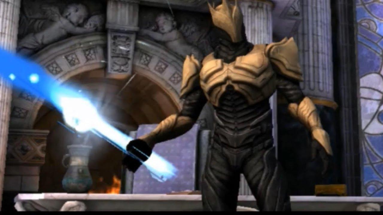 Infinity Blade Iii Episode 5 Act 1 The Anomaly