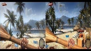 Dead Island на GT440 убираем лаги экрана размытие свечение и т д