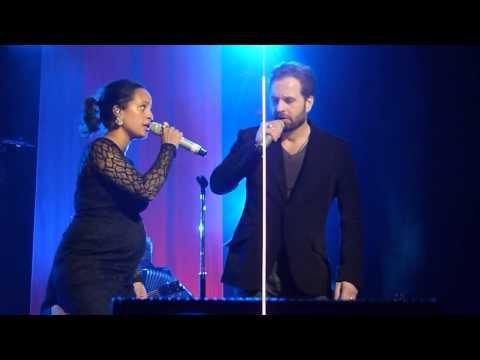 Alfie Boe & Emilia Mitiku 'Dimming of the Day' Live Royal Albert Hall 08.04.13.HD