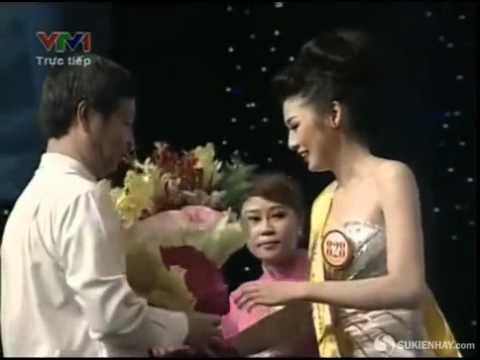 Chung kết hoa hậu Việt Nam 2012 - Giây phút đăng quang của 3 người đẹp