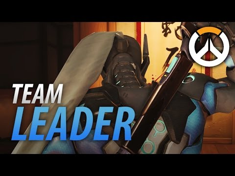 OVERWATCH - Team Leader