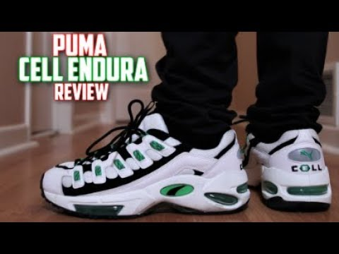 Puma Cell Endura Review and On-Feet