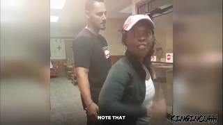 Angry Woman Wants Service Dog To Leave Restaurant