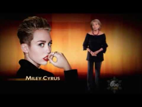 Miley Cyrus Interview